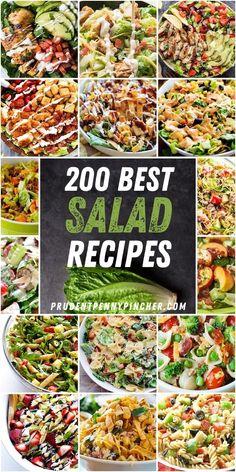 Bbq Salads, Lettuce Salads, Dinner Salads, Easy Salads, Easy Healthy Dinners, Summer Salads, Easy Dinner Recipes, Healthy Dinner Recipes, Spinach Salads