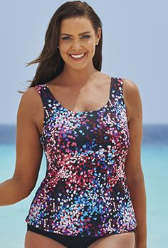 f44a30f6d6e5f Shop All - Beach Belle Santorini Classic 26-34 Top Swimsuits For Older  Women,