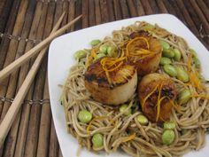 box) brown rice spaghetti, soba noodles, or whole-wheat spaghetti ...