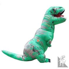 Novelty & Special Use Good Adult T-rex Inflatable Costume Christmas Cosplay Dinosaur Animal Jumpsuit Halloween Costume For Women Men To Win Warm Praise From Customers Costume Props