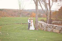 Fall+New+England+Farm+Wedding