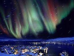 Mørketid, midnattsol og nordlys - her finner du all informasjon på en plass om Hammerfest.