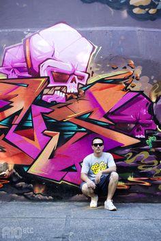 RIOetc | Jou!: o reality show sobre o graffiti carioca