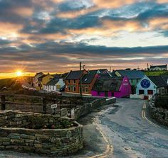 Doolin, County Clare, Ireland. Best place for authentic live music! Bring your own instrument.