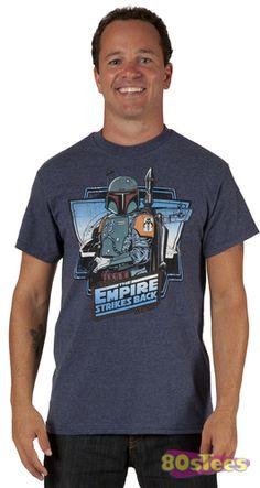 Star Wars Boba Fett Shirt
