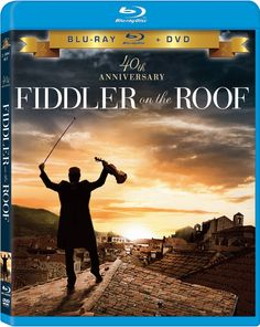 Amazon.com: Fiddler on the Roof (Two Disc Blu-ray/DVD Combo): Topol, Crane, Frey, Picon: Movies & TV