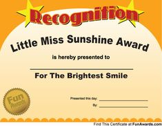 Funny Office Awards, Ideas And Printable Certificates For Coworkers And  Staff. These Funny Office Superlatives Are Silly, Humorous And Fun.