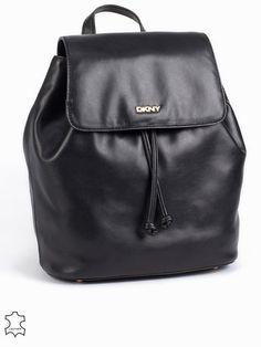 Backpack - Dkny - Sort - Tasker - Tilbehør - Kvinde - Nelly.com