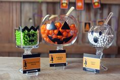 halloween party decor ideas -