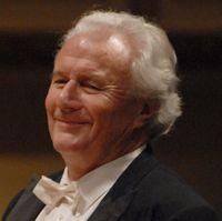 Legendery conductor, Sir Colin Davis  ECO Conductor Emeritus. 1928-2013