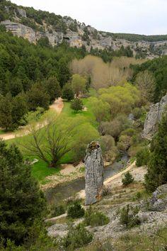 Parque natural del cañón del río Lobos #Pinares #Soria #Spain