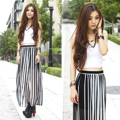 What To Wear With Indian Long Skirts Palazzo Pants Maxi