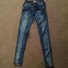 Amethyst Body Con Jeans Amethyst Body Con Jeans -NWOT Amethyst Jeans Skinny