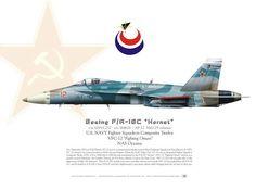 "UNITED STATES NAVY USNAVY ADVERSARY Fighter Squadron Composite Twelve VFC-12) ""The Fighting Omars"" NAS Oceana F/A-18C ""Hornet"" 12 VFC-12 JP-630"
