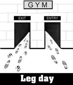 leg day meme - Buscar con Google