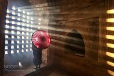 Light and shadow - Pinned by Mak Khalaf Light and shadow in the dark temple Travel  by Eungyeol