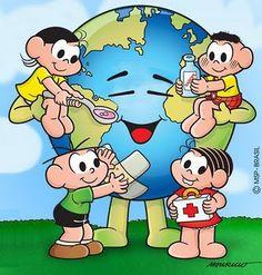 Especial Dia da Terra - Pra Gente Miúda