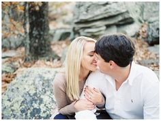 Cheaha State Park Engagement | Photos By Heart