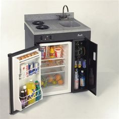 """CK30B - 30"""" COMPACT KITCHEN: another product for a studio apartment, guest house, or RV."""