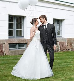 Hochzeitsanzug Wilvorst schwarz 2015