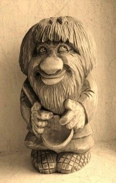 carving by Lidiya Blaznina