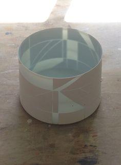 Work in progress - Inhwa Lee, Porcelain, 2015