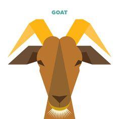 Goat shapes