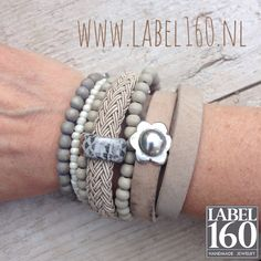 Armbanden van Label160 Leather Jewelry, Boho Jewelry, Jewelry Art, Handmade Jewelry, Jewelry Design, Fashion Jewelry, Jewellery, Ibiza Fashion, Boho Accessories