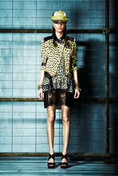 Just Cavalli Resort 2013 Collection Slideshow on Style.com
