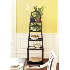 Grand Tour Etagere | Furniture | Ballard Designs Mine is in the Corner of the Guest Bath!! Perfect...