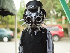 (101) Majora's Mask Legend of Zelda #Steampunk #Cosplay - Steampunk Tendencies