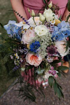 Summer Wedding Bouquets, Diy Wedding Bouquet, Bridesmaid Bouquet, Wedding Flowers, Pastel Bouquet, Cascade Bouquet, Pastel Flowers, David Austin, Centre
