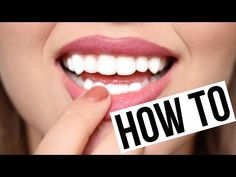 How to Get Really White Teeth For Cheap | Kandee Johnson - YouTube http://reviewscircle.com/Teeth-Whitening-4-You