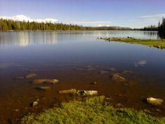 Lost Lake, Utah. fished here alot!!