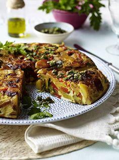 Unser beliebtes Rezept für Tasty Tapas-Tortillas und mehr als 55.000 weitere kostenlose Rezepte auf LECKER.de.