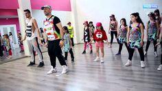Easy Dance - Ep9 - Hip Hop Dance Tutorial - Candid camera Bimbi - CH. 80...