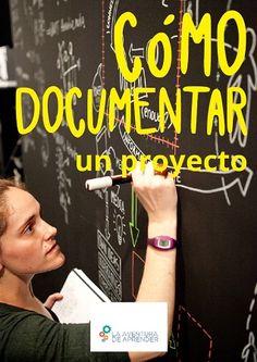 imagen principal de la guía 'Cómo documentar un proyecto'