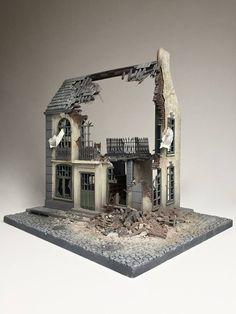 Diorama's by Alexander ter Meulen