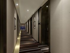 apartment corridors | Apartment Guangzhou,POLY World Trading Center Serviced Apartment ...