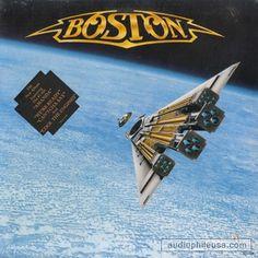 Boston - Third Stage (Vinyl, LP, Album) at audiophileusa