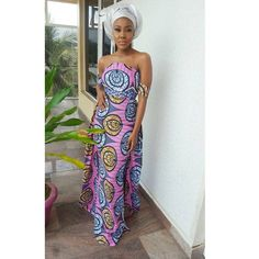 Ankara fabric has literally over-time taken over every single event in Africa, and it's not even taking a break as more and more styles spring up every now and then,…