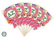 Delta Zeta Lollipops