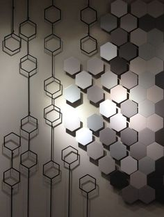 Inspiration for Mix and Match Traditional Wall with Modern Interior Modern Interior Interior Modern, Interior Walls, Wall Cladding Interior, Wall Patterns, Textures Patterns, Partition Design, Wall Partition, 3d Wall Panels, Wall Finishes