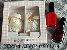 Sevdanın Dünyası │Yaşam Blogum / Kozmetik, Makyaj, Alışveriş, Gezi, Kitap yorumları: Hediyelendim