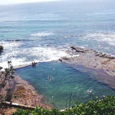 #oceanpool #wollongong #ocean #australia #sea #travelaus #seapool #photography