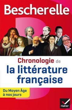 la faculté: Télécharger livre : Bescherelle Une chronologie de l'histoire de la littérature.pdf