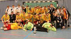 Cocks mestari 2014, kuva: Suomen Käsipalloliitto
