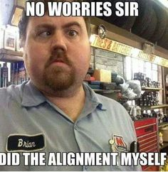 This is the alignment guy who is dirt cheap! If you are looking for parts check out our Hamilton Store. Our Part experts would enjoy helping you with your next project. We are located at 765 Woodward Ave, Hamilton, ON. L8H 6P5. We have your parts in stock or we'll find it for you. https://aadiscountauto.ca/ #aadiscount #aadiscountauto #alignment #alignmentmechanic #bestautoparts #autoparts