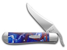 CASE XX Kirinite Patriot Synthetic Russlock Stainless Pocket Knife Knives ** You can get more details by clicking on the image.(This is an Amazon affiliate link and I receive a commission for the sales)