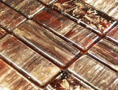 Acqua P62320 High-End Cocos Multi Murano Glass Italian Mosaic Tile